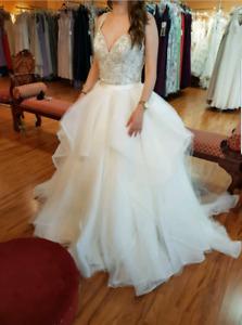 $1000 OBO BRAND NEW MORILEE WEDDING DRESS