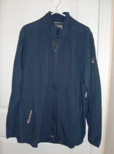 Great Deal !!   NEW XL Men's Jacket by Easton - Navy Blue