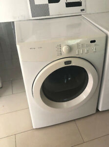 Frigidaire front load washer for sale