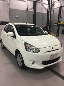 Mitsubishi Mirage - Save on Gas