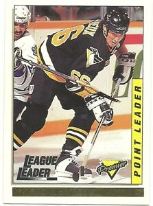 1993/94 O-Pee-Chee Premier Series One Gold Hockey Cards #1-264