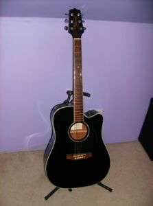 TAKAMINE acoustic/electric guitar