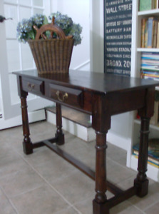 Accent table or desk