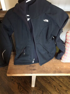 Brand new Women's North Face jacket with hood