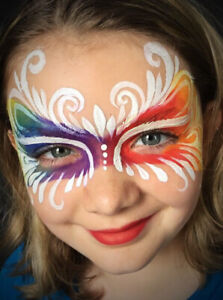 NEW!!  Professional Face Painter