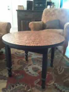 Vintage Scalia Durante Penny coffee table made in Richmond B.C.