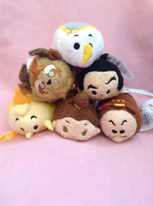 Beauty and the Beast Tsum Tsums