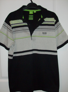 NEW Size Med Mens Polo Shirt Hugo Boss + NEW Mens Jacket