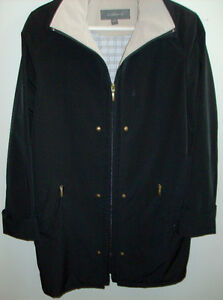 3 NEW or Immac. Ladies Coats Med - For Fall, spring, All Weather