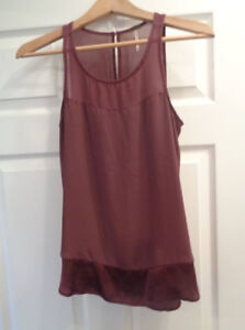 Red Top from Bootlegger - Size Small
