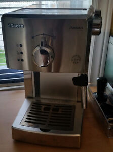 Saeco Poemia Espresso Frother Cappuccino Coffee Machine