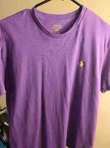 Polo Ralph Lauren crew neck T-shirt men's size M