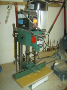 Bench Top Mortisse Machine FOR SALE