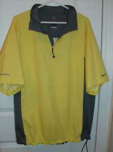 Golf Wear - Nike Storm Fit and Puma - Size Large Men's