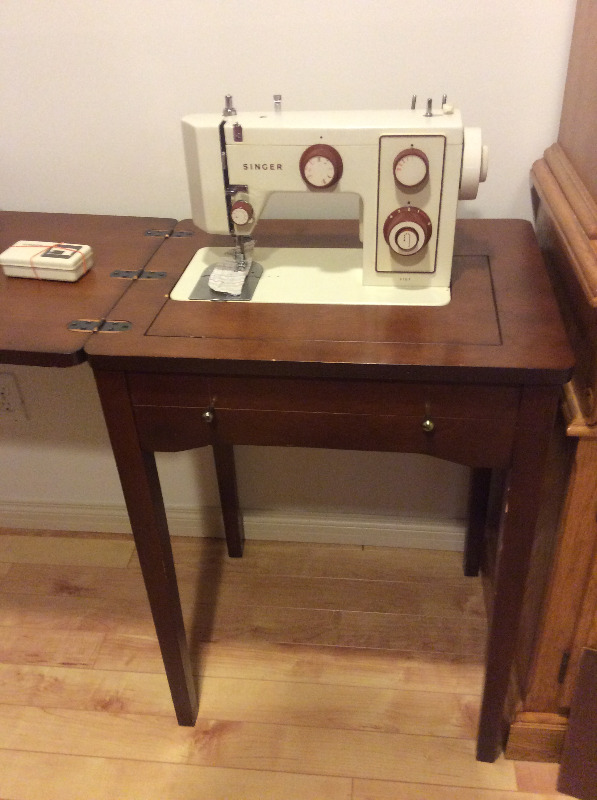 Antique German Sewing Machine Singer 40 With Cabinet Arts Awesome German Sewing Machine