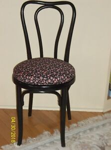 Collectible ladies chair
