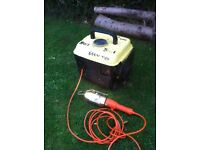 Generator petrol 2 stroke Wolf machine .. £30 !