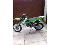 Kx 85 Small Wheel 2008