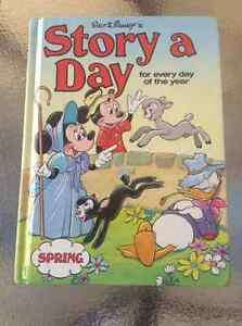Walt Disney's Story a Day for every day of the year