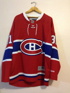 New Montreal Canadians Carey Price #31 Home Jersey