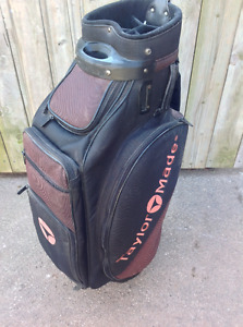 TYLORMADE DELUX GOLF BAG - we also have golf clubs!