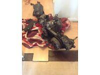 Gilera vx 125 engine
