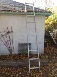 Ladder about 10 footer , only 35  dollars Kitchener / Waterloo Kitchener Area image 4