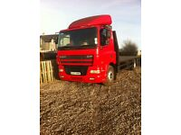 2003 daf cf380. ( lorry , truck,recovery)