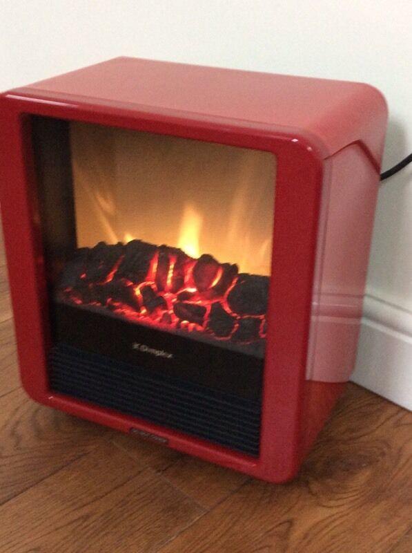 Dimplex Electric Retro Fire Heater Radiator In