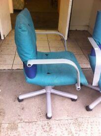 Vintage Designer Office Chairs