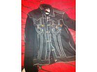 True religion jacket(not armani ea7 stone island moncler nike adidas ralph lauren)