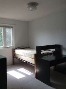 Room for Lease! September 2018 to April 2019