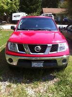 2006 Nissan Frontier King Cab SE Pickup Truck $9500 OBO
