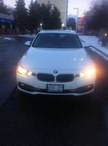 2016 BMW 3-Series 320 all wheel drive