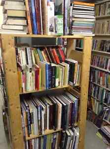 FAPO - Fully Stocked Book Section in Store (Prices .50/$1)
