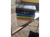 The 5th Wave and The Maze Runner Book Series
