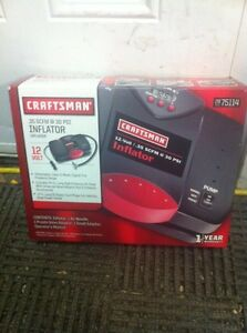 Craftsman air inflator