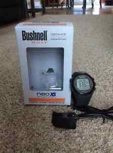 Bushnell neoXS GPS Range Finder Watch