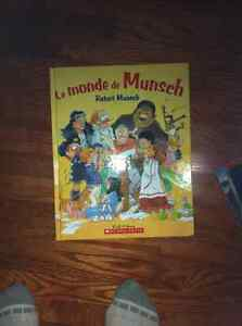 French Robert Munsch collection for sale