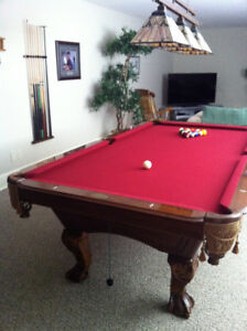 4 x 8 Pool Table for Sale