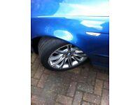 BMW 5 series msport alloy wheel single