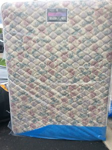 Simmons Queen mattress and box spring