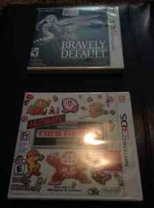 Xenoblade 3D, NES Remix, Bravely Default and LOZ OOT