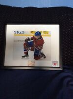 Montreal Canadiens Thomas Plekanec signed and framed photo