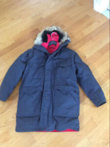 Parka Evin, style canada goose