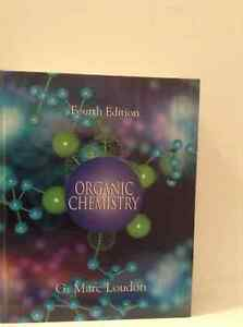 Organic chemistry by G Marc Loudon 4th Ed