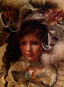 Antique looking collectable doll Gatineau Ottawa / Gatineau Area image 2