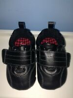 Black baby boy shoes