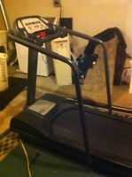 Tread mill for sale need gone ASAP !