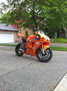 ** PRICE DROPx2 ** 2003 ZX7R modified